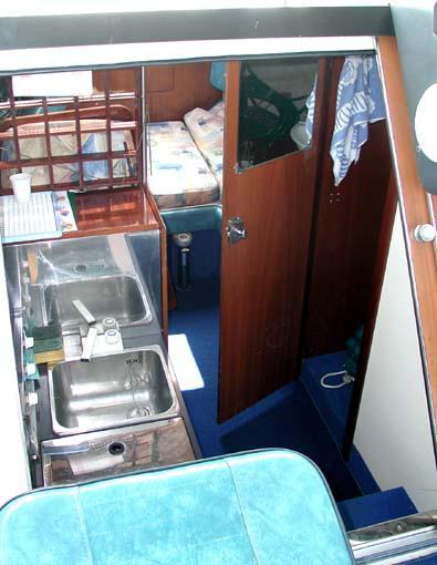 Rio 680 Cabin